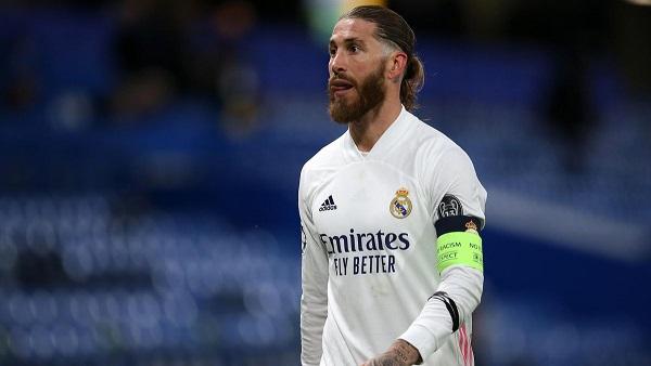 Серхио Рамос больше не будет играть за мадридский ФК «Реал»