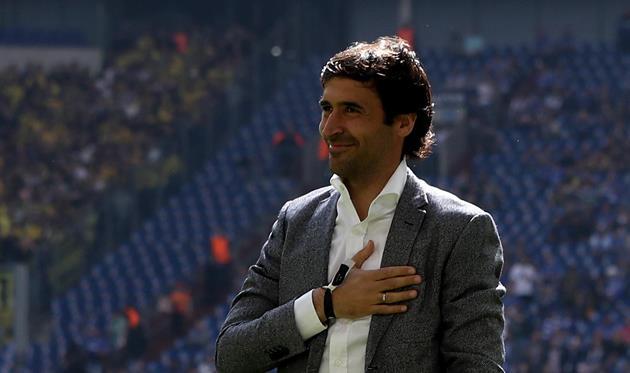Рауль сменит Зидана на посту главного тренера ФК «Реал»