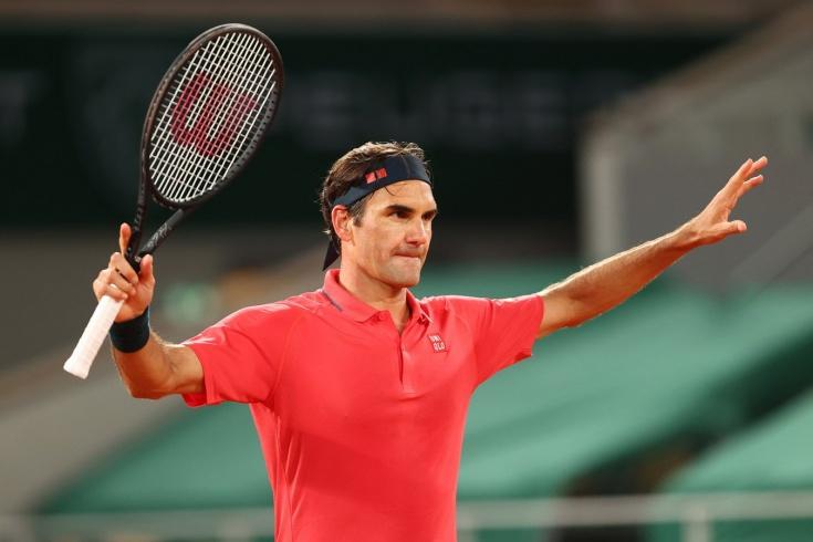 Роджер Федерер снялся с турнира «Ролан-Гаррос»