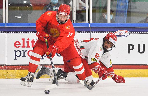 Российские хоккеисты-юниоры прошли в полуфинал чемпионата мира