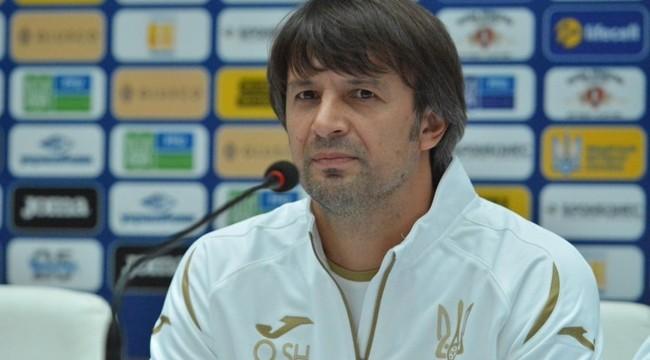 Александр Шовковский заявил о своём уходе c поста ассистента главного тренера сборной Украины по футболу