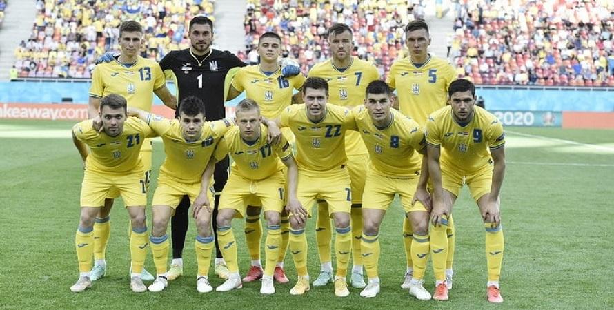 Украинские футболисты стали открытием на Евро-2020