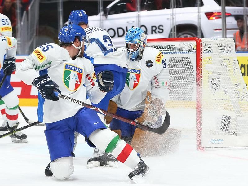 Часть игроков сборной Италии по хоккею не сыграет на ЧМ 2021 в Риге