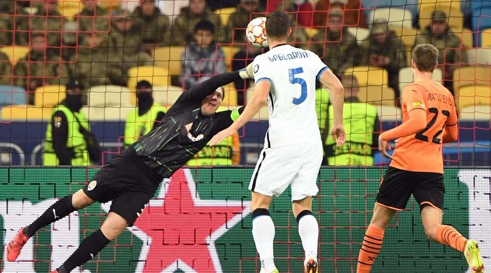 «Шахтер» не смог обыграть «Интер» во втором туре группового этапа Лиги чемпионов