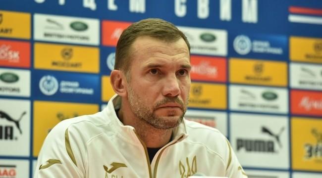 Андрей Шевченко охарактеризовал каждого соперника своих подопечных на Евро-2020