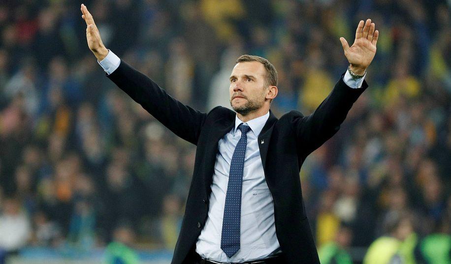 Андрей Шевченко не исключает, что может возглавить другую национальную сборную