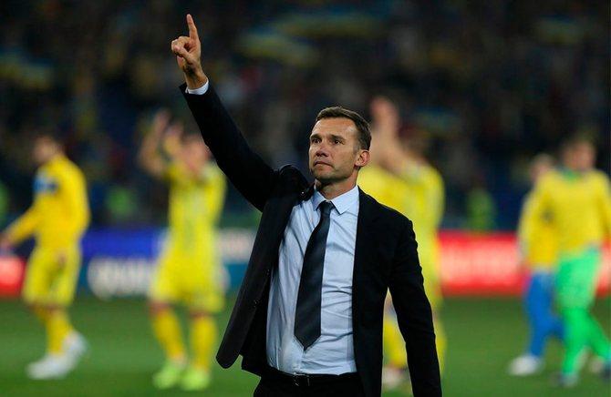 Сборная Украины по футболу без Андрея Шевченко: что ее ожидает дальше?