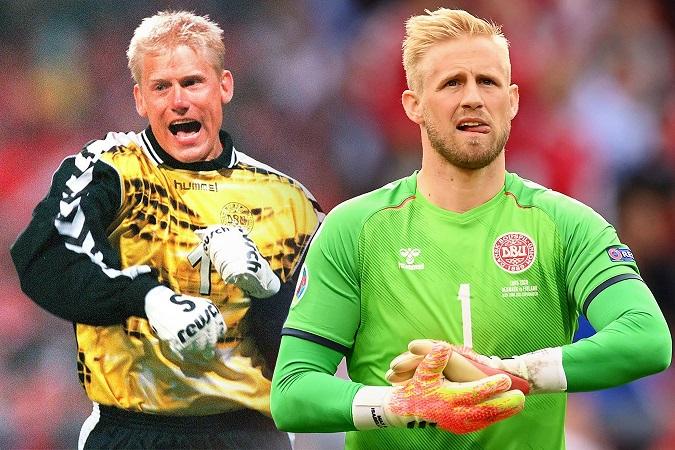 Голкипер сборной Дании Каспер Шмейхель побил достижение своего отца в матче против сборной Англии на Евро-2020