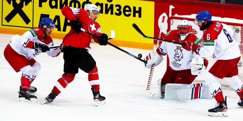 Обзор второго игрового дня чемпионата мира по хоккею: Чехия-Швейцария и Финляндия-США