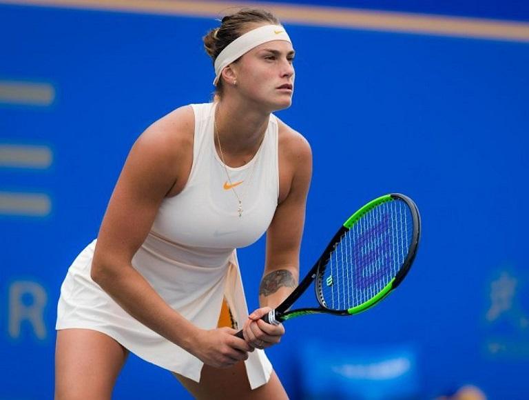 Арина Соболенко ворвалась в полуфинал мадридского турнира серии WTA