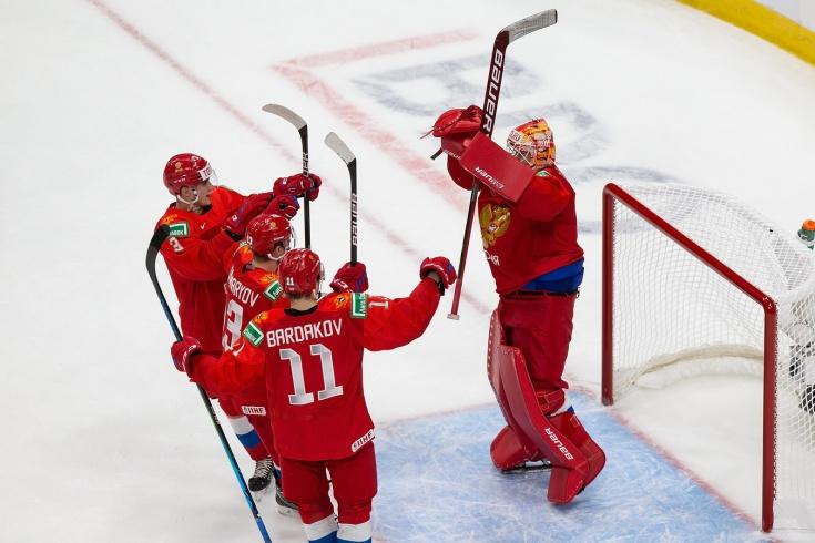 Сборная России на ЮЧМ уничтожила чехов и прошла в четвертьфинал