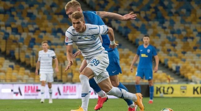 Будущее Владислава Супряги в «Динамо» под вопросом