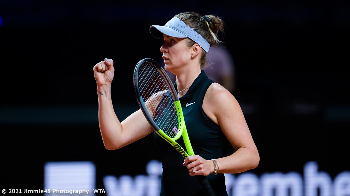 Удачное начало Элины Свитолиной на WTA 500 в Штутгарте