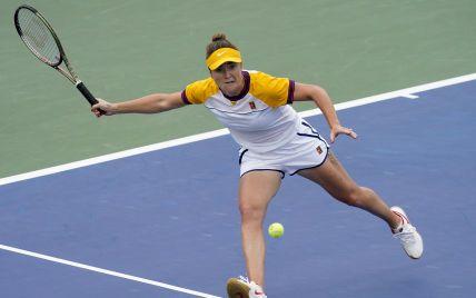 Элина Свитолина пробилась в 3-й круг теннисного турнира US Open