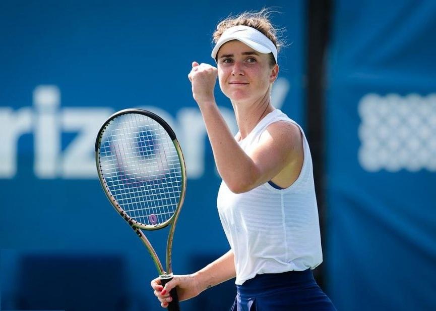 Элина Свитолина стала победительницей теннисного турнира WTA 250 в Чикаго