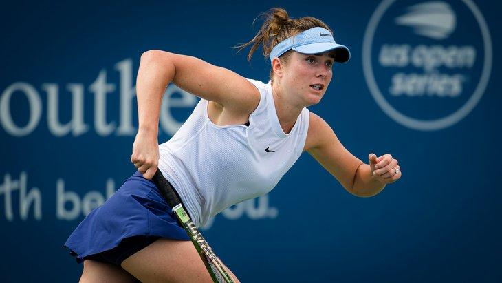 Элина Свитолина пробилась во второй круг чикагского турнира WTA