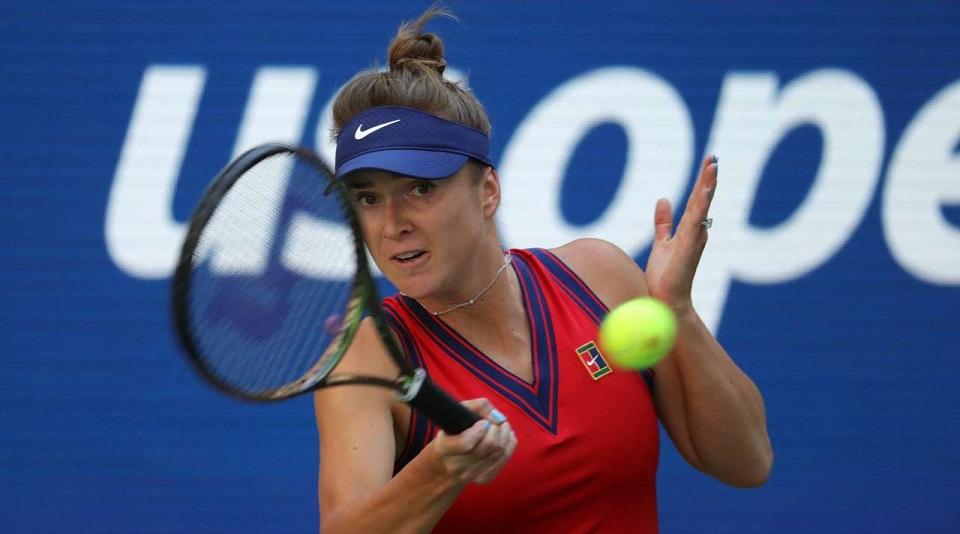 Элина Свитолина покидает турнир WTA US Open, проиграв Фернандес в 1/4 финала