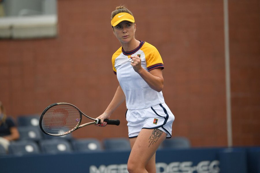 Элина Свитолина выиграла матч у Дарьи Касаткиной и прошла в 4 круг US Open