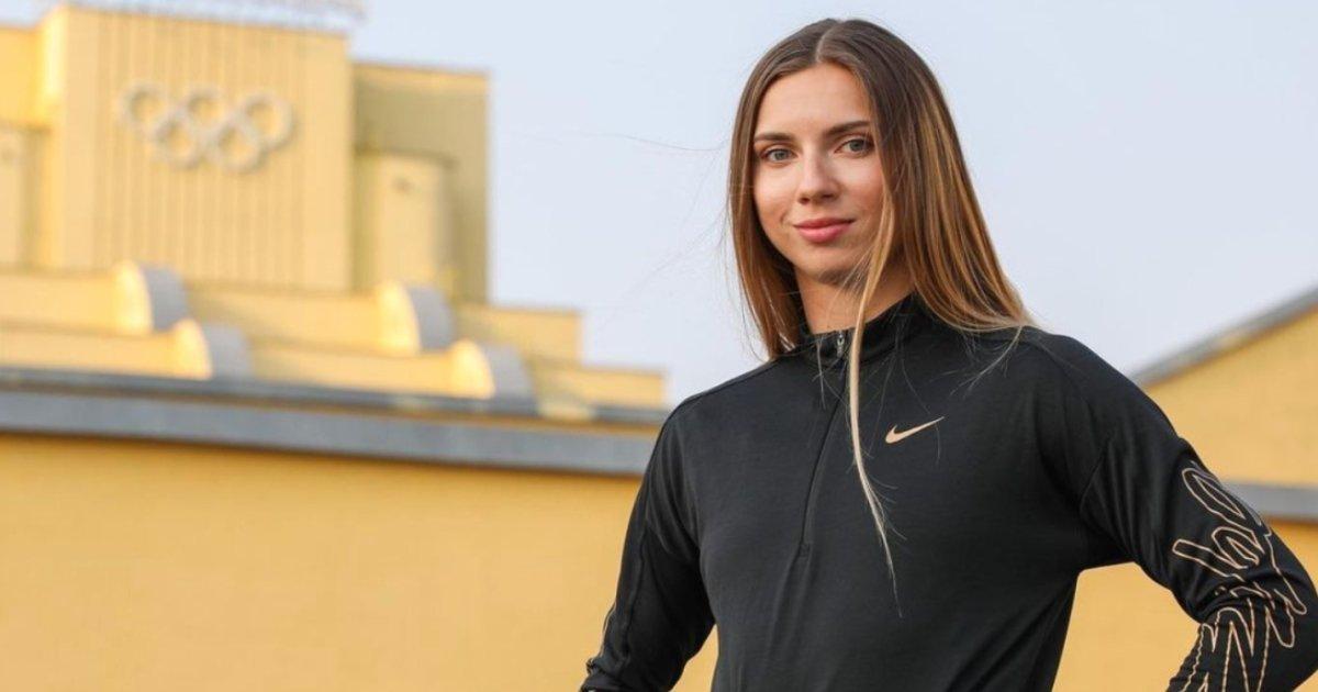 Белорусская легкоатлетка Кристина Тимановская заявила, что хочет остаться и продолжить свою карьеру в Польше