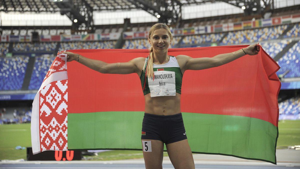 Белорусская олимпийская спортсменка Кристина Тимановская не собирается возвращаться в Минск