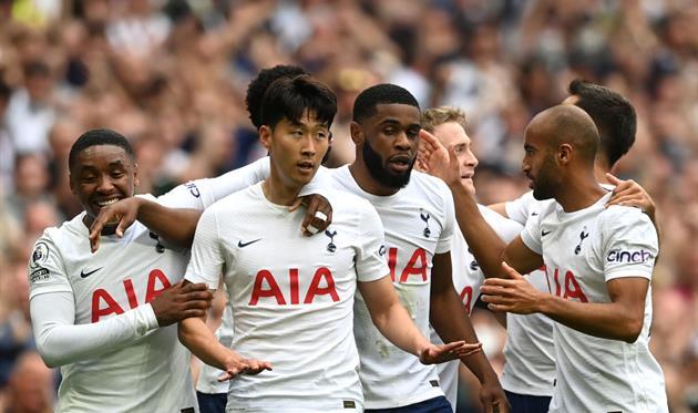 «Тоттенхэм» минимально обыграл «Манчестер Сити» в первом туре АПЛ