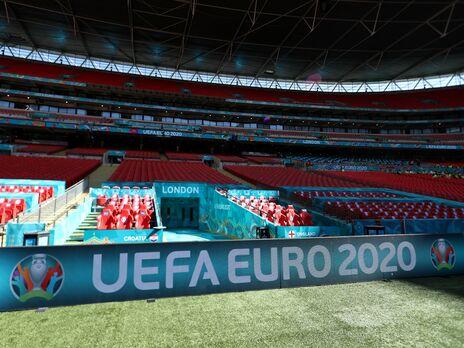 Во время матча между Англией и Хорватией на Евро-2020 пострадал болельщик