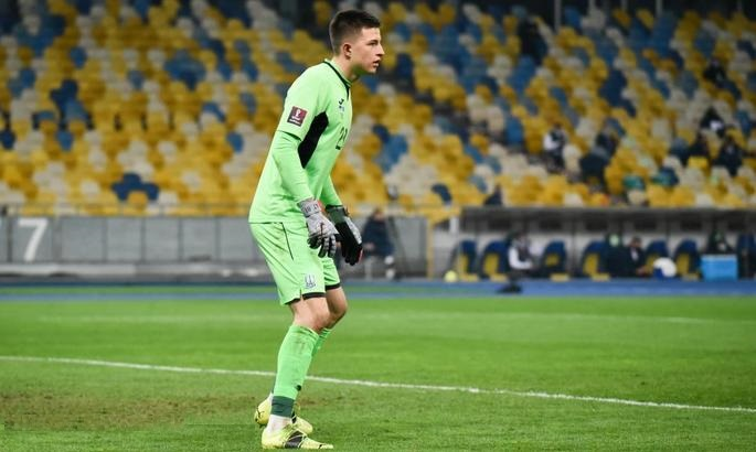 Кипер сборной Украины Анатолий Трубин рассказал о процессе подготовки команды к Евро-2020