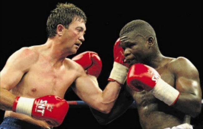 Из жизни ушёл Андре Тюссе - известный боксер и экс-претендент на пояс WBC