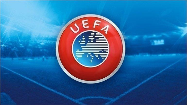 Таблица коэффициентов UEFA: Украина занимает 11-е место
