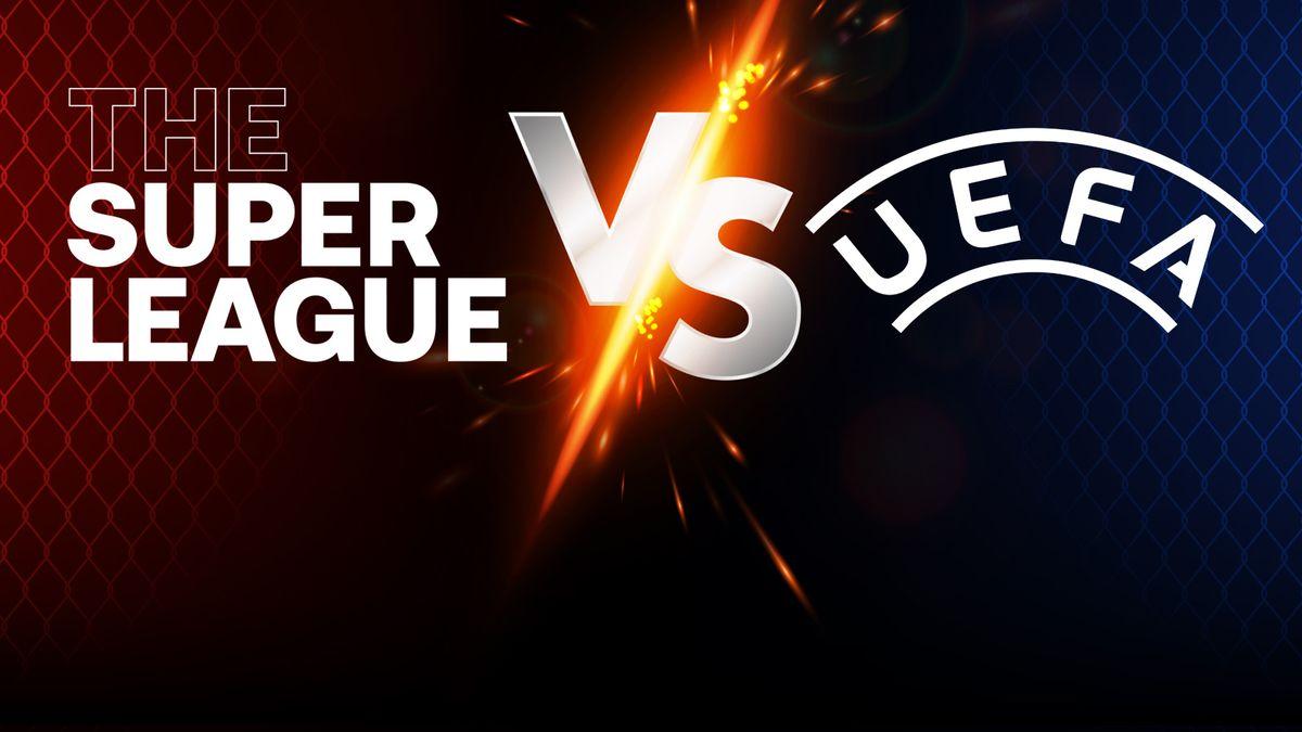 UEFA может ввести санкции против клубов, не вышедших из Суперлиги