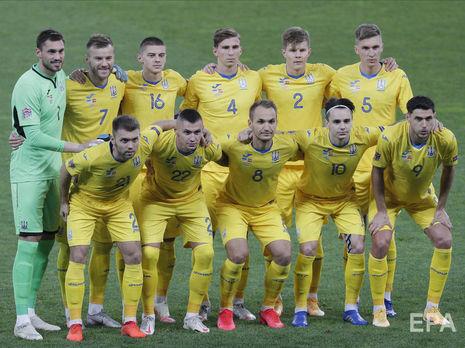 Анализ шансов сборной Украины по футболу на выход в плей-офф раунд на пути к Чемпионату мира-2022
