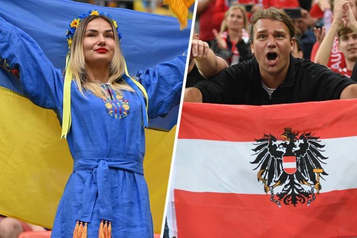 Украина проиграла Австрии на ЕВРО-2020 и значительно ухудшила свои шансы на выход в ⅛ финала