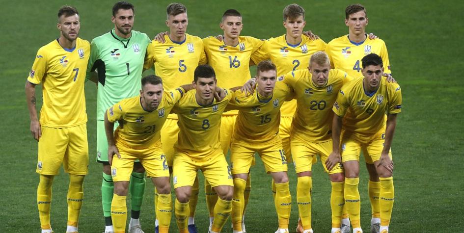 Аналитики практически не дают шансов сборной Украины по футболу на выход на ЧМ-2022