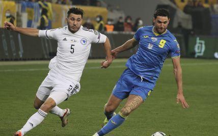 Варианты выхода сборной Украины из группы в плей-офф раунд отбора на ЧМ-2022