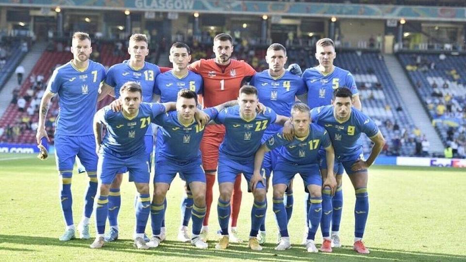 Сборная Украины по футболу остается в топ-25 рейтинга ФИФА