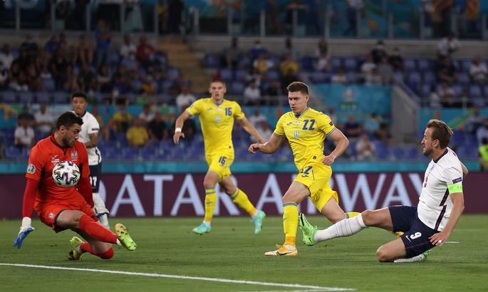 Что пишет британская пресса о матче сборной Англии против Украины?