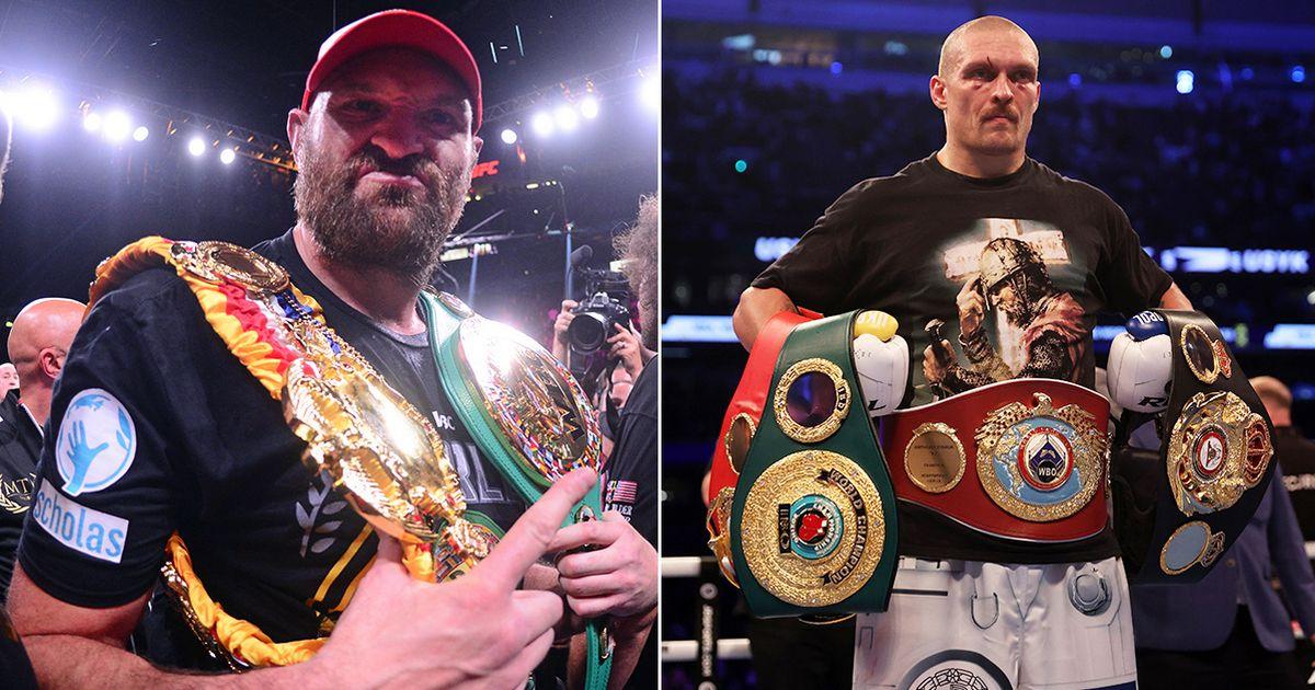 Александр Усик: «Я не считаю Фьюри «королем королей» в боксе!»