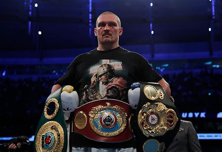 В чем разница чемпионских боксерских поясов версий WBC, WBA, WBO и IBF?