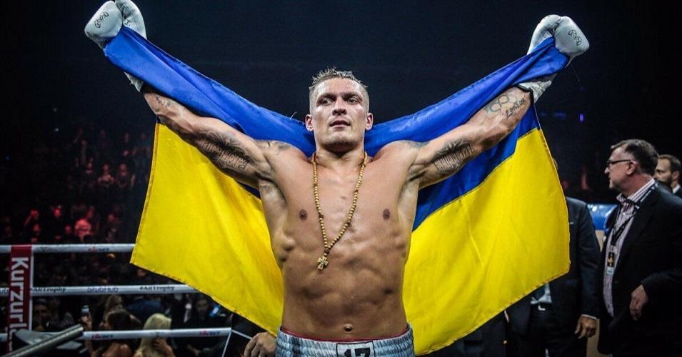 Александр Усик выпустит собственную криптовалюту