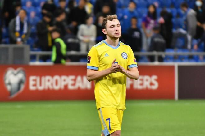 Положительный допинг-тест Валиуллина: что ожидает футболиста сборной Казахстана?