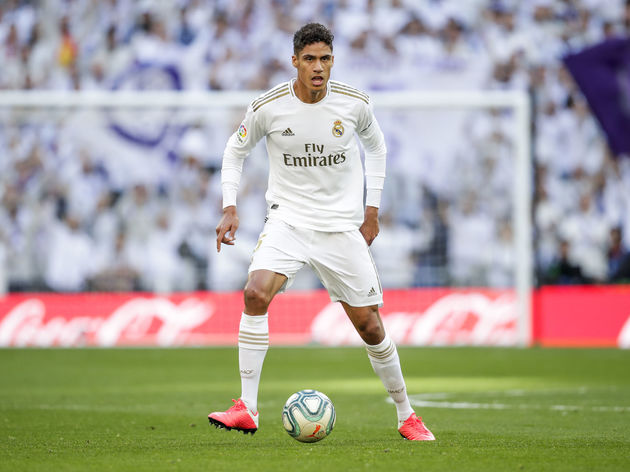 Рафаэль Варан не поможет Реалу в игре против Челси во втором полуфинале Лиги чемпионов