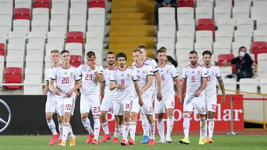 Национальная сборная Венгрии по футболу названа аутсайдером чемпионата Евро-2020