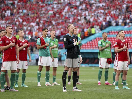 Сборная Венгрии наказана УЕФА за гомофобию и расизм своих болельщиков на Евро-2020