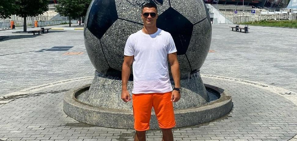 Экс-футболист ФК «Шахтер» Виталий Виценец показал, как сейчас выглядит «Донбасс Арена»