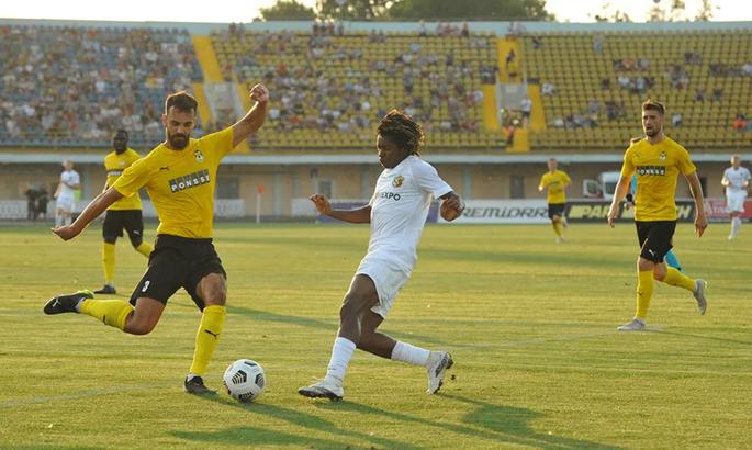 Полтавская Ворскла не смогла пройти в третий этап квалификации Лиги конференций УЕФА