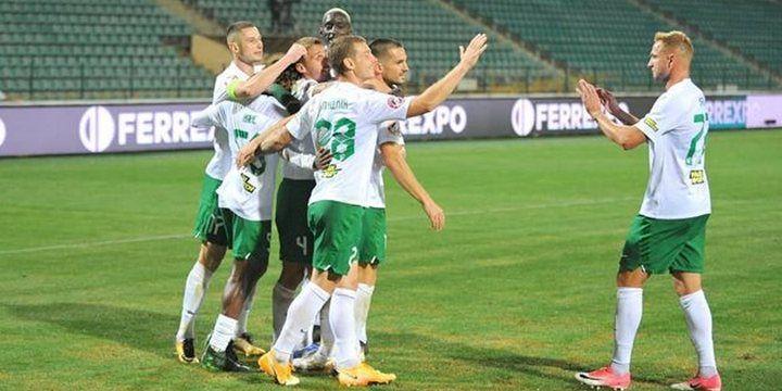 ФК «Ворскла» вышла в Лигу Конференций следующего сезона