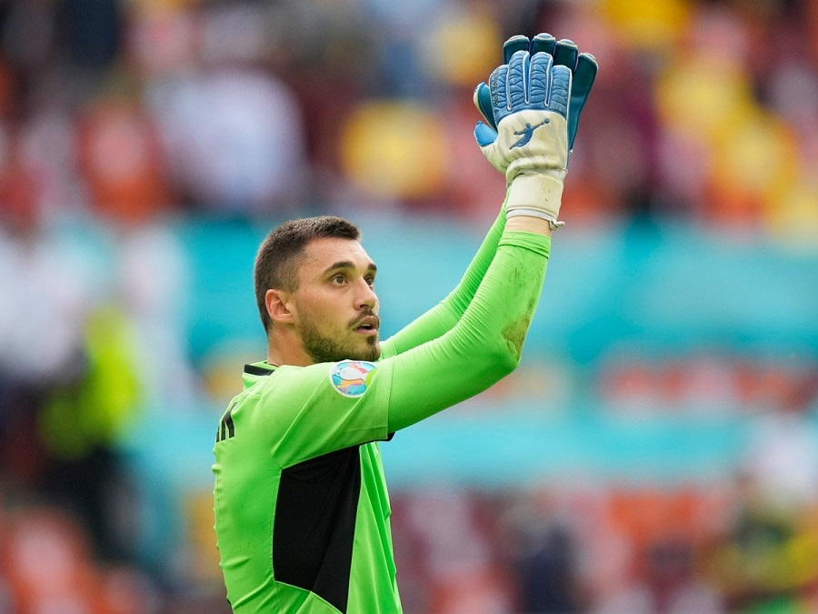Георгия Бущана довызвали в сборную Украины на октябрьские матчи отборочного этапа к ЧМ-2022