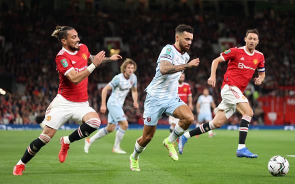 В Кубке английской лиги Ярмоленко помог «Вест Хэму» обыграть «Манчестер Юнайтед»