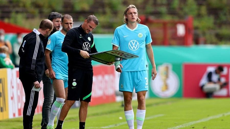 «Вольфсбург» дисквалифицирован из Кубка Германии из-за превышения количества замен в матче