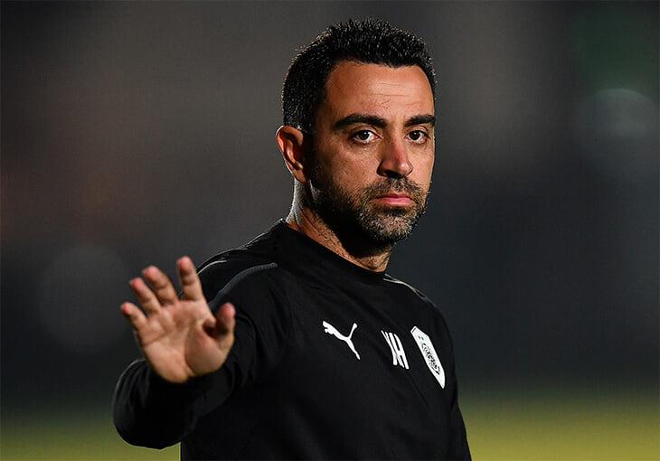 ФК «Барселона» нацелилась на подписание контракта с Хави Эрнандесом на роль главного тренера
